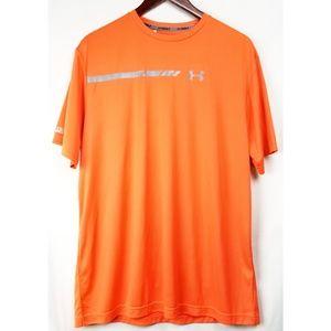 Under armour | Orange Coldblack Heatgear Shirt